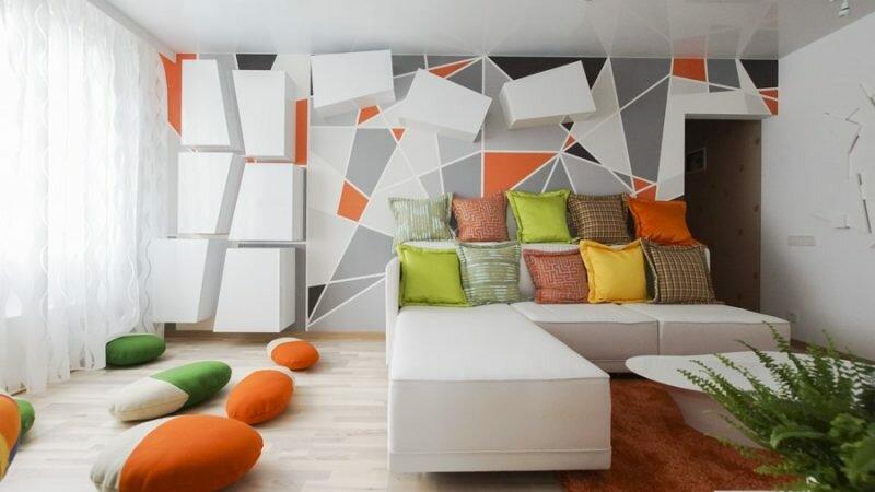 10 способов добавить геометрические узоры в интерьер вашего дома